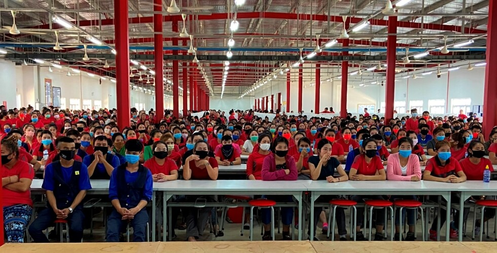 2020_ MASCOT Laos - Trafic safety course - 1300 employees