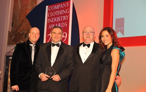 Premio de Company Clothing Industry Awards 2009